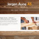 Hjemmeside for snekker og tømrere
